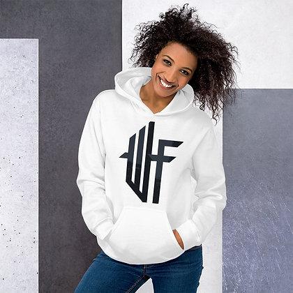 Female Black Logo WF Hoodie