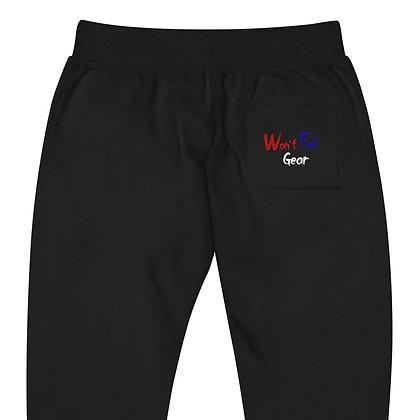 WF Male/Female 4th of July fleece sweatpants