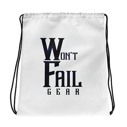 WF Gym/Travel Drawstring bag