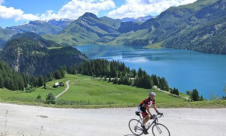 Cycling holiays Europe