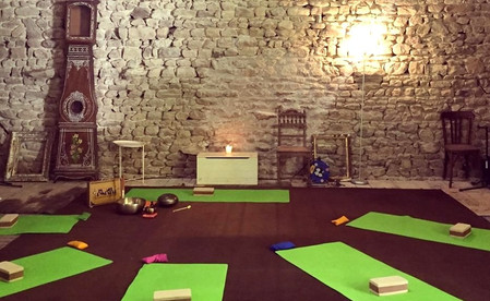Cycing Yoga Retreat