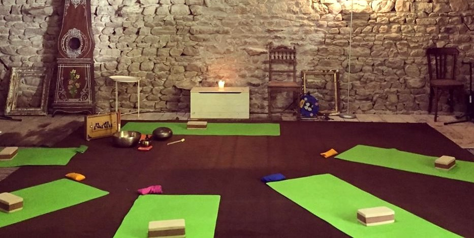 Yoga Cycling Retreat