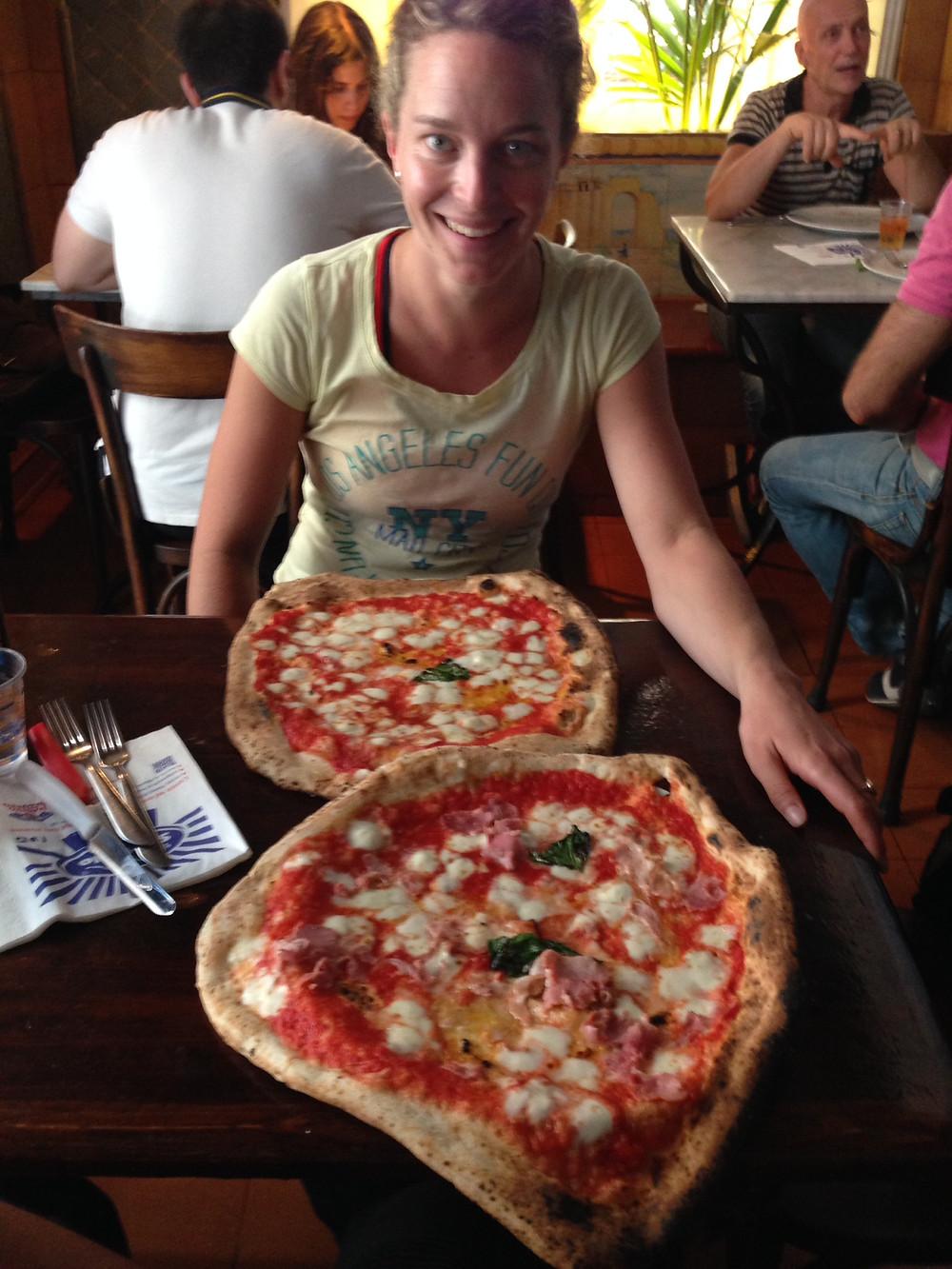 Pizza Naples, Italy