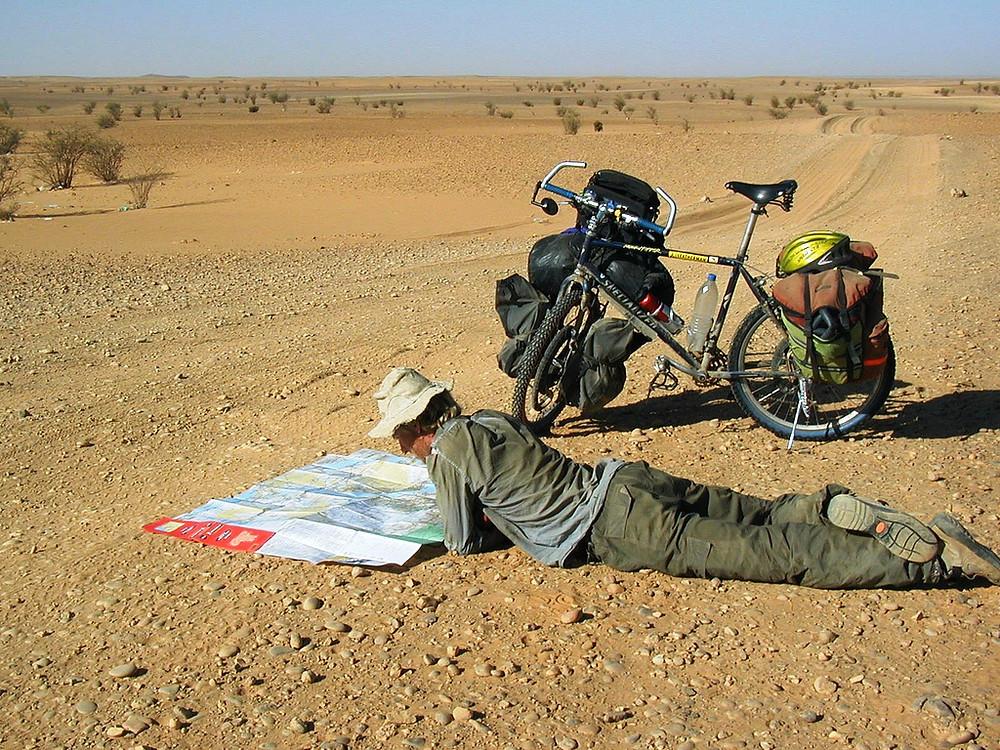 Alastair Humpreys World Cycle