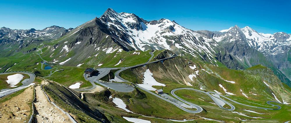 Glossglockner Alpine Pass