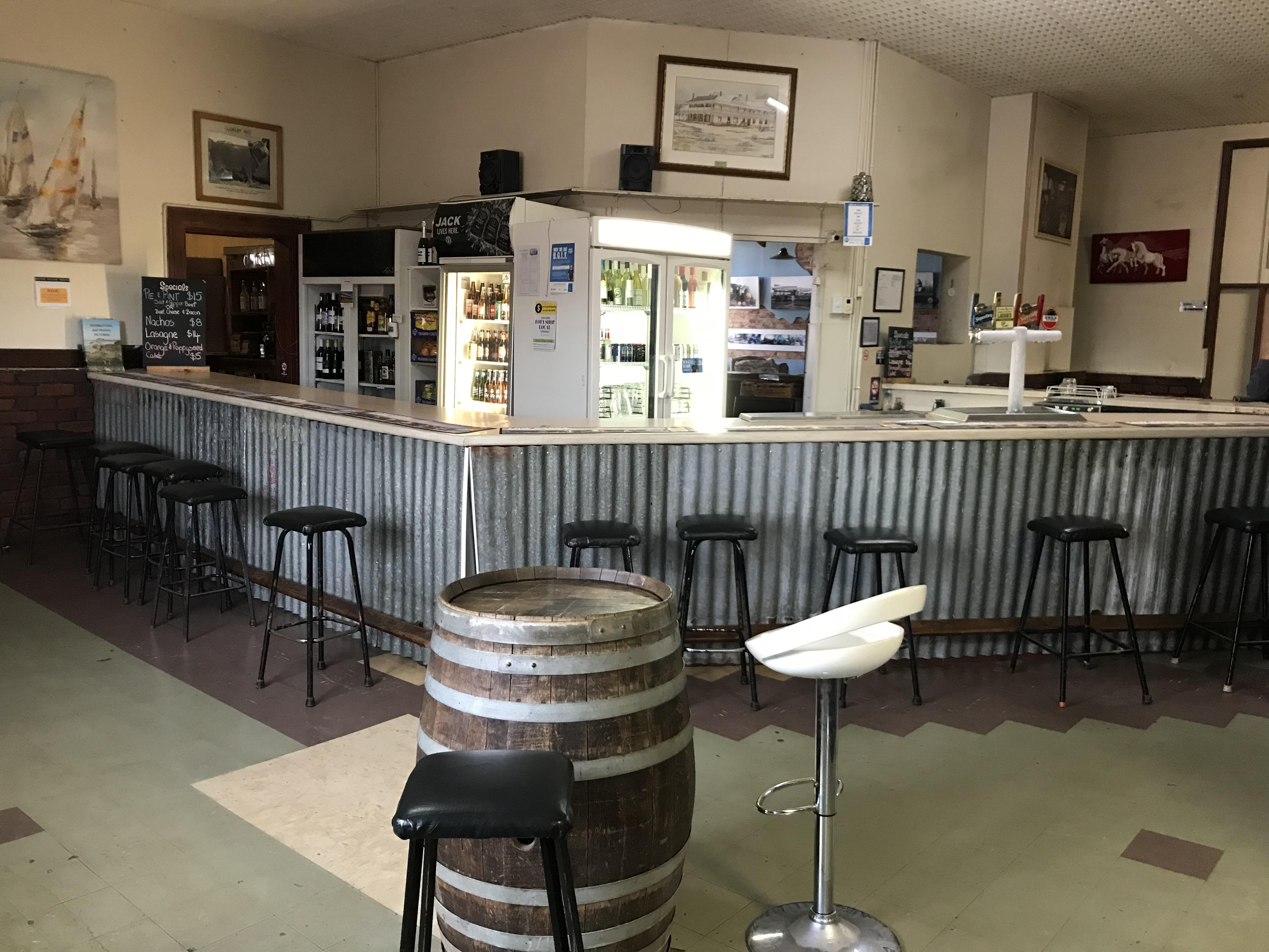 G.O.D.I. Front Bar