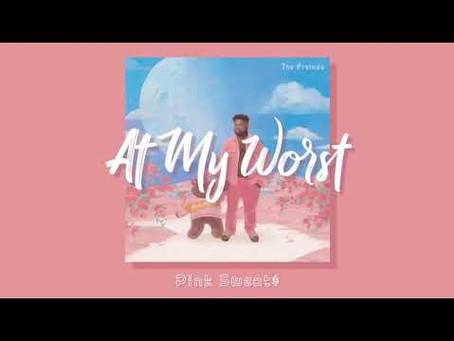 At my worst - Pink Sweat$ เพลงของคนกล้าๆ กลัวๆ ที่จะมีความรัก
