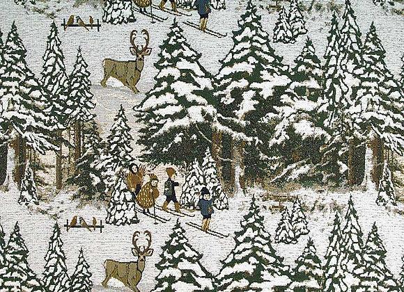 Покрывало Зимний лес