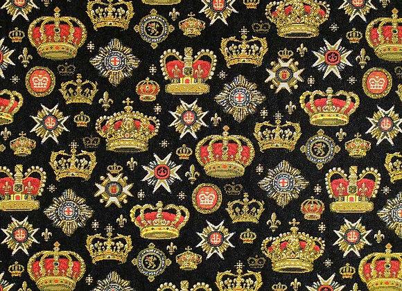 Гобеленовая ткань Короны
