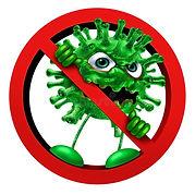 Смерть коронавирусу!