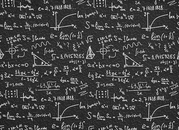 Гобеленовая ткань Алгебра