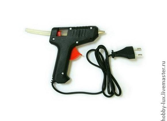 Пистолет клеевой электрический