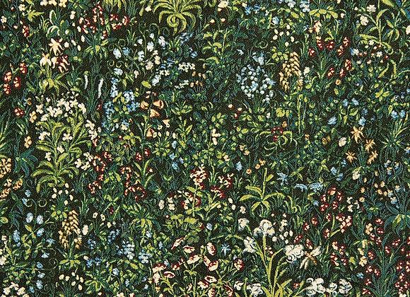 Гобеленовая ткань Цветочная долина