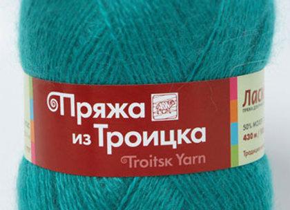 Пряжа Троицкая в ассортименте