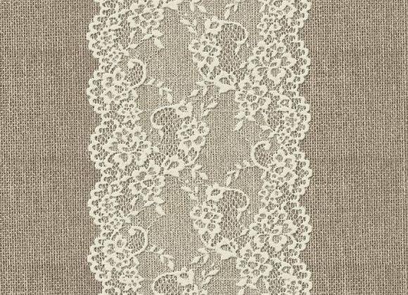 Дорожка ткань Кружево