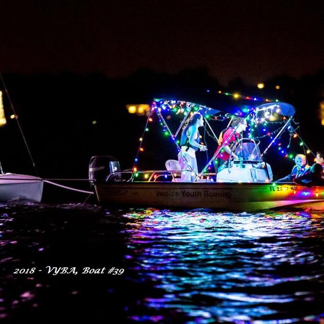 2018 Venice Christmas Boat Parade