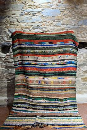 Kilim Ancien Coton 220 x 183