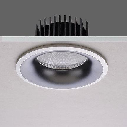 Встраиваемый светильник DS-006B60 золотой, черный