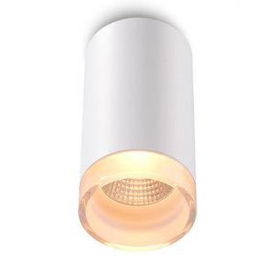 Накладной светильник D-017G60 со стеклянным ободком
