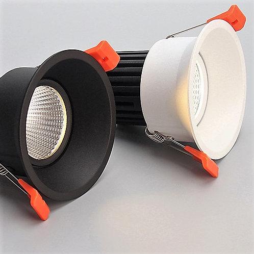 Встраиваемый поворотный светильник 8 Вт