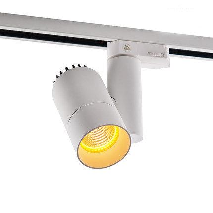 Трековый светильник DT-002BW60 белый, черный