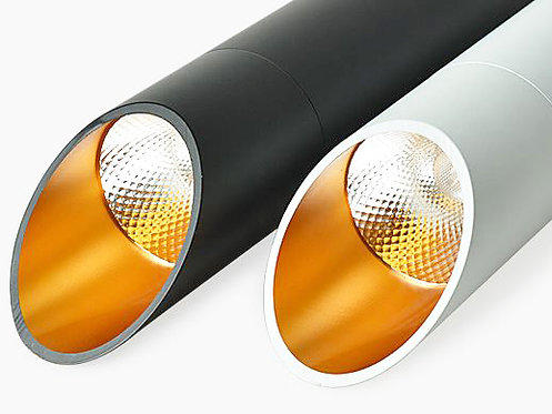 Накладной светильник D-067U6060 черный, белый