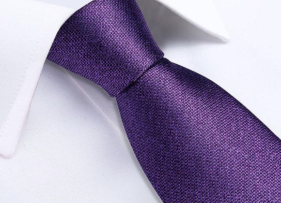 Doral Chambray Purple Gift Set