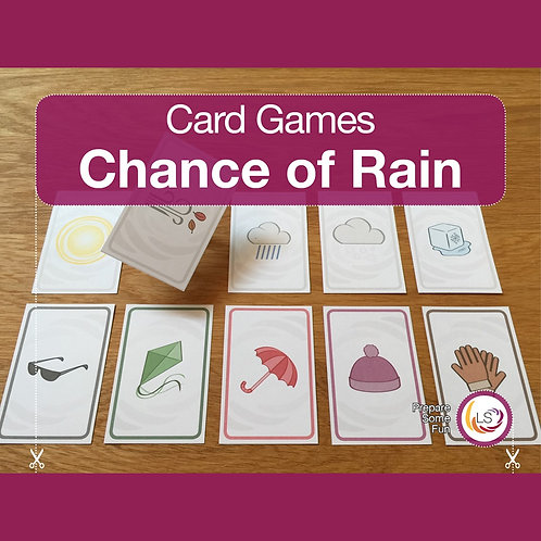 Probability_Chance of Rain