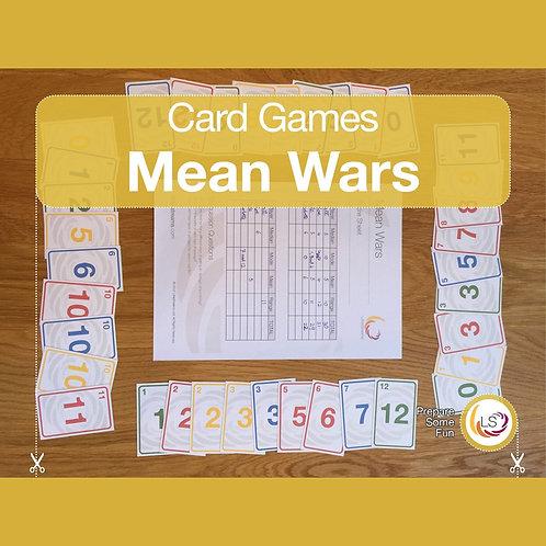 Statistics_Mean Wars