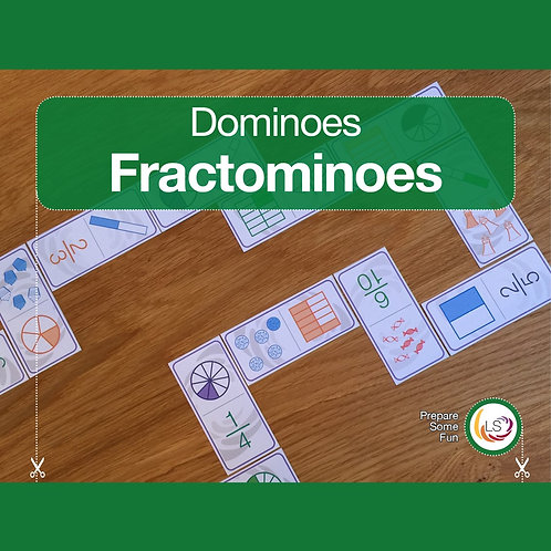 Fractominoes