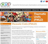 MLD Thematic Units