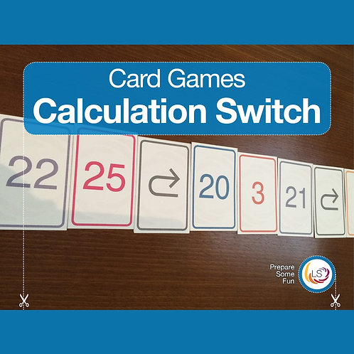 Calculation Switch