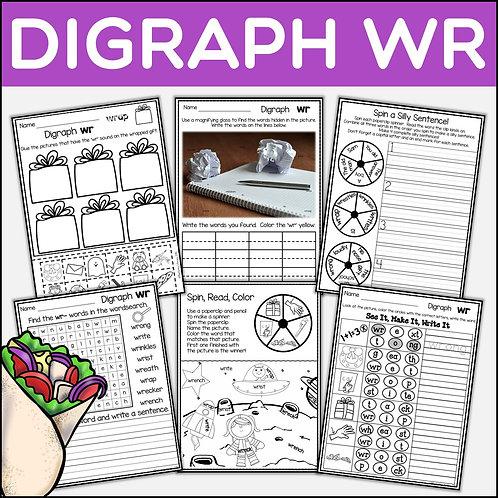 Phonics: Phonics Digraph WR