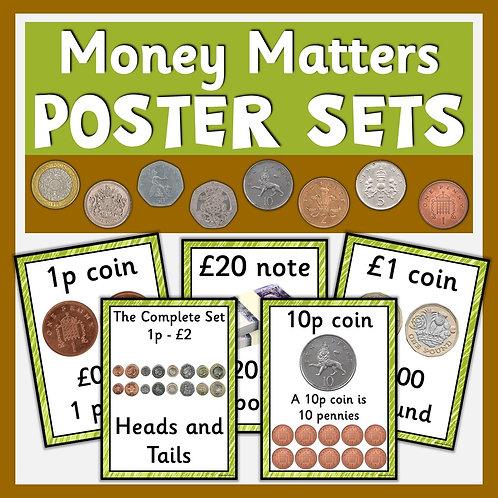 Money Matters Poster Sets