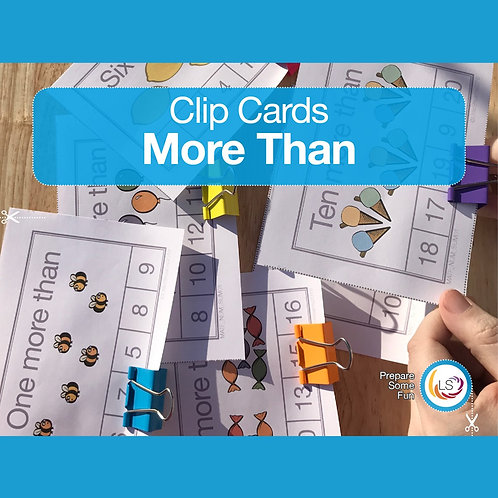 More Than Clip Cards