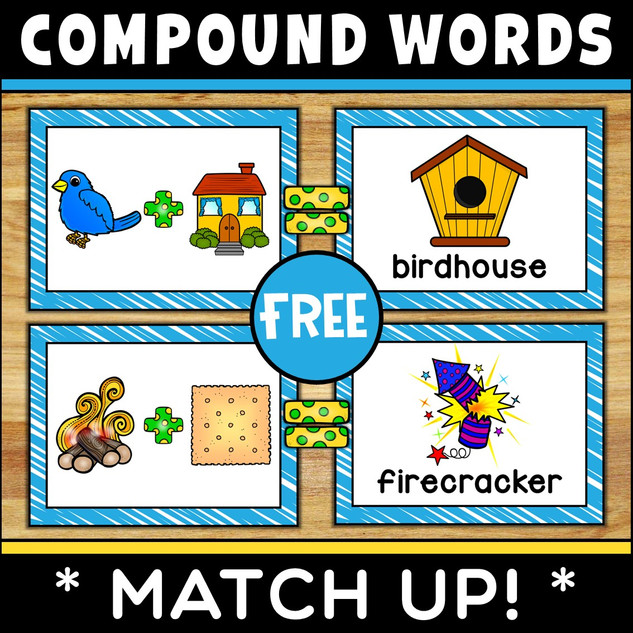 Compound Words Match Up FREE.jpg