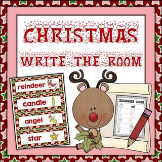 Christmas Vocabulary Game