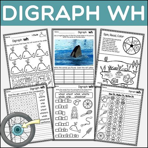 Phonics: Phonics Digraph WH