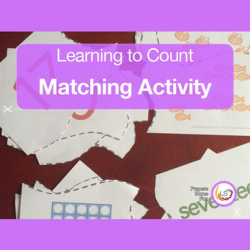 Counting Matching Puzzle
