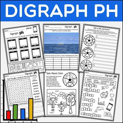 Phonics: Phonics Digraph PH