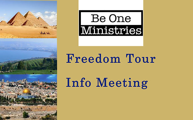 Freedom Tour Information 2021