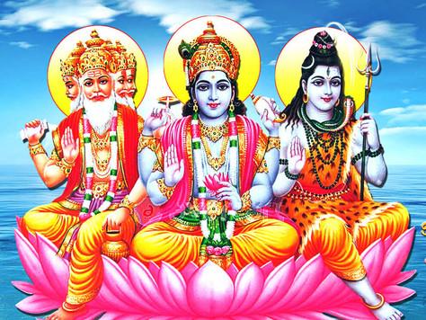 La Trimurti: Los tres principales dioses del hinduismo