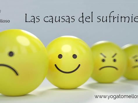 Las 5 causas del sufrimiento según el Yoga