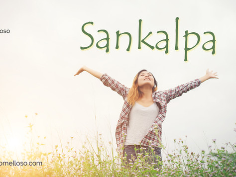 Cambia tu Vida con un Sankalpa