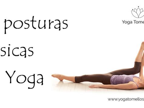 15 Posturas básicas de yoga