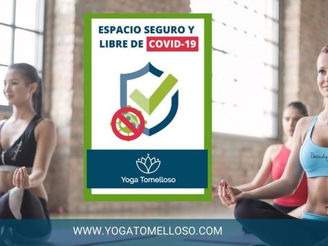 Protocolo Yoga Tomelloso COVID-19