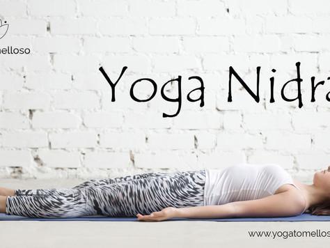 Yoga Nidra, viaja a la profundidad de tu mente y alma