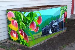 Mural - Highland Arts Unlimited Communit