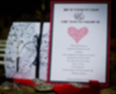 Wedding Stationery and Signs Jamaica