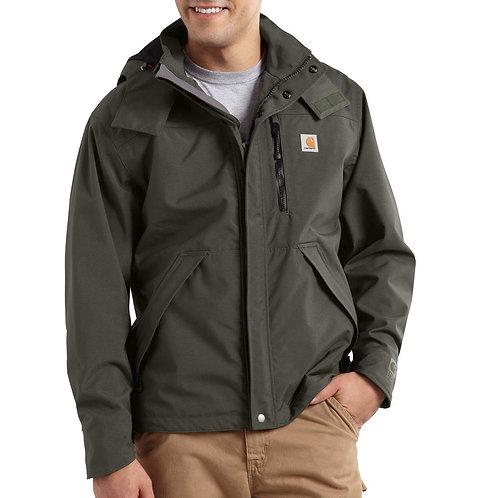 J162 - Shoreline Jacket - Waterproof - NON FR - R Shoulder Logo